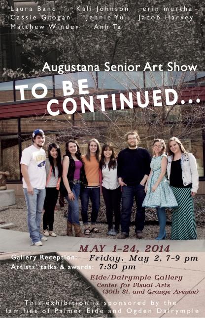 Senior Show Poster